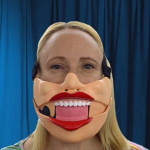 Kallini Ventriloquist Masks